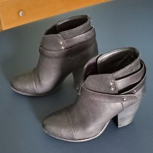 Rag and Bone Harrow Boots